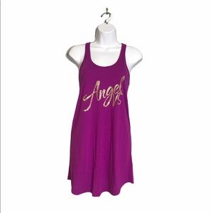 Victoria Secret | Purple Angel Dress Sleeper Lace